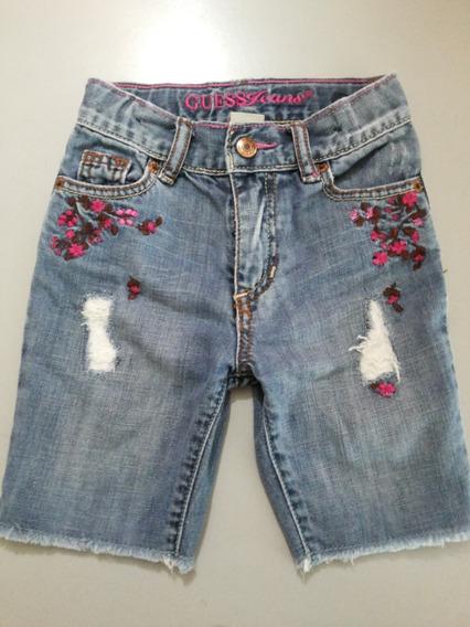 Short Guess Jeans Niña Original