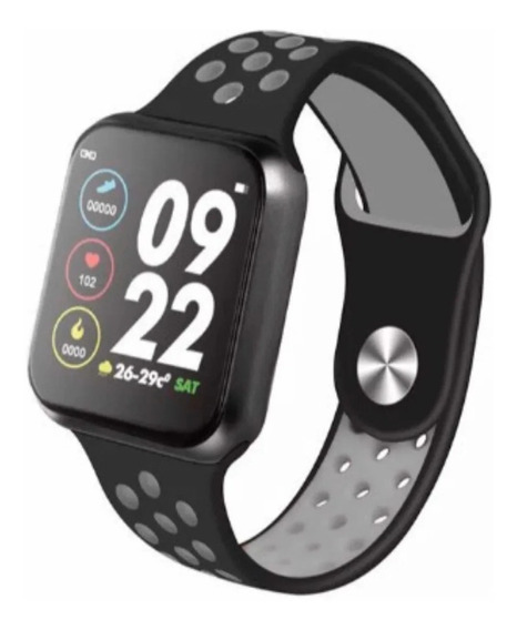 Smartwatch F8 Relógio Inteligente Saúde Calorias Corrida Fit