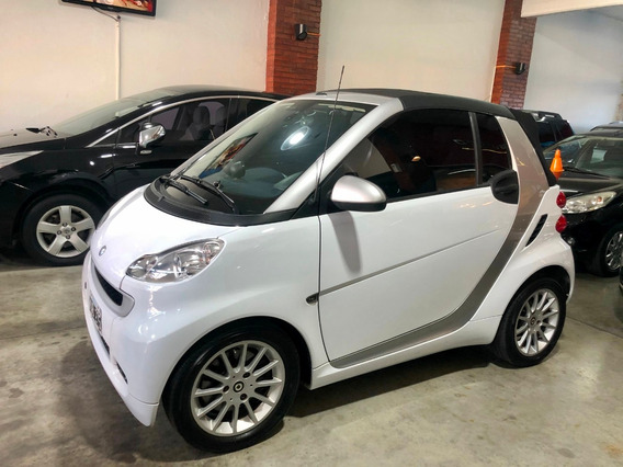Smart Fortwo Passion Cabrio 2011