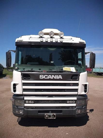 Scania P94 Db 4x2 Nz 260