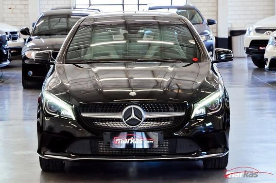 Mercedes-benz Classe 200 1.6 Turbo 156hp Teto 27 Mil Km Dono