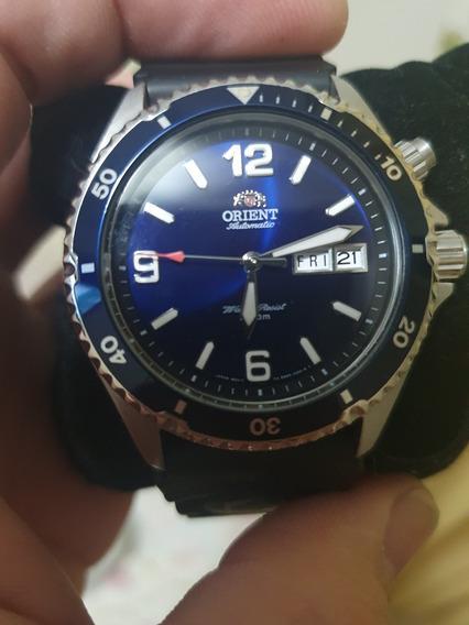 Relogio Orient Mako Diver Automatico , Sem Detalhes , Lindo