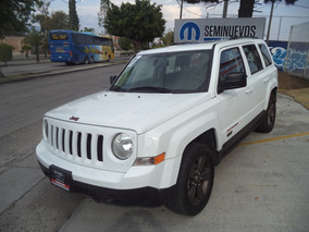 Jeep Patriot 2.4 Edición 75 Aniversario 4x2 At