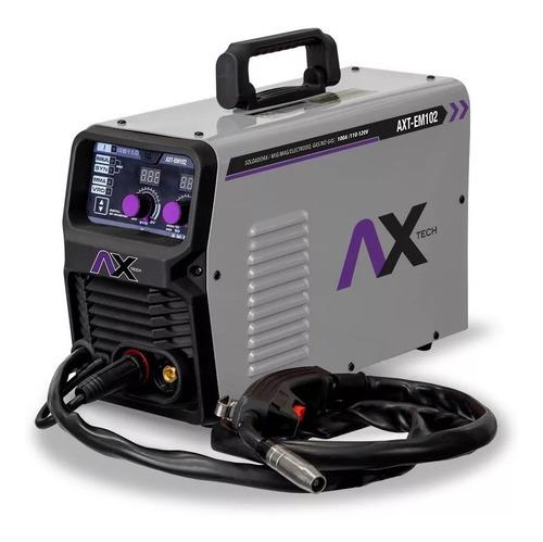 Soldadora Inversora Mig/mag Electrodo 100a  Axt-em102 Axtech