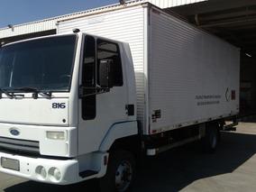816 Cargo - Branca - 2012/13 - Baú - R$ 77.000,0