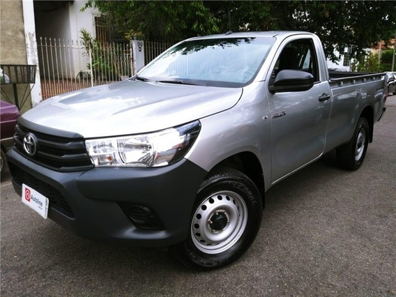 Toyota Hilux 2.8 4x4 Cs 16v Turbo Diesel 2p Manual