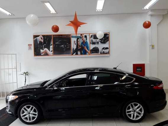 Ford Fusion 2.5 Icvt