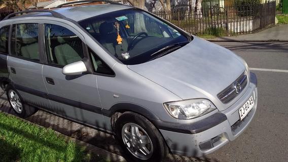 Chevrolet Zafira, Año 2006 Usado