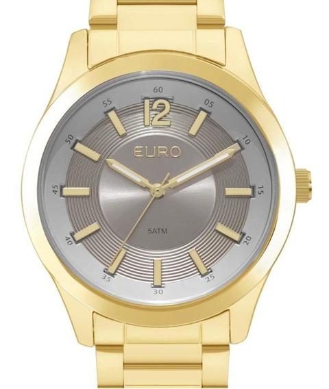 Relógio Euro Feminino Eu2036ykw/4c - ( Nfe )