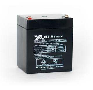 Bateria De Gel 12v 4,0 Ah. Para Alarmas - Local En Rosario