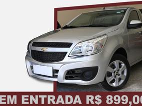 Chevrolet Montana 1.4 Ls 2p 2015/ Sem Entrada R$899,00