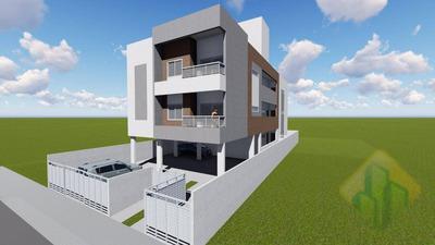 Apartamento Com 2 Dormitórios À Venda, 53 M² Por R$ 180.000 - Jardim Cidade Universitária - João Pessoa/pb - Cod Ap0487 - Ap0487