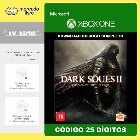 Dark Souls Ii 2 Codigo 25 Digitos Original Xbox One