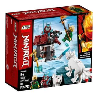 Lego® Ninjago - Viaje De Lloyd (70671)