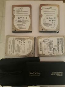Hd Externo Usb 2.0 E 3.0 Para Notebook/ps3/ps4/xbox