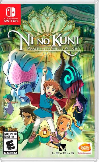 Ni No Kuni Wrath Of The White Witch - Nsw