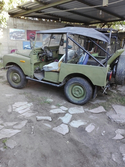 Land Rover Serie I 4 X 4