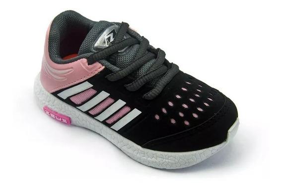 Tênis Jogging Infantil Zeus Baby Mx