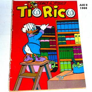 Revistas Tío Rico Zig-zag Del 60,buen Estado,valor Por Las 2