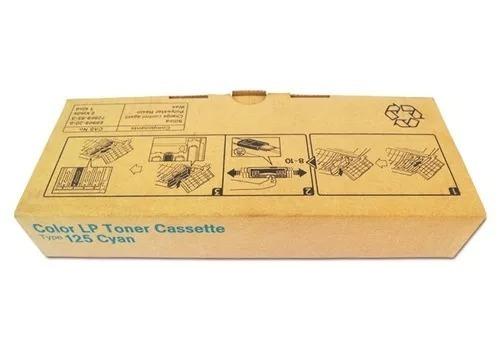 Color Lp Toner Cassette Type 125 Cyan