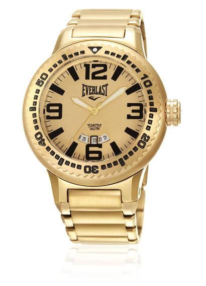 Relógio Analógico Everlast E586