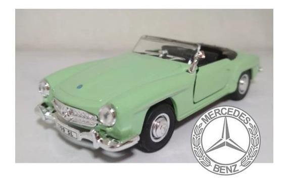 Mercedes Benz 190 Sl 1955 - Autos Clásicos Con Fascículo
