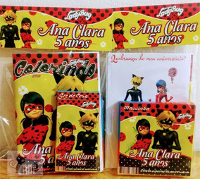 30 Kit Colorir Personalizado Massinha + Giz 6 Cores