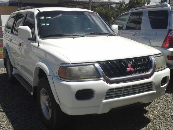 Mitsubishi Montero Sport 2002 Excelente