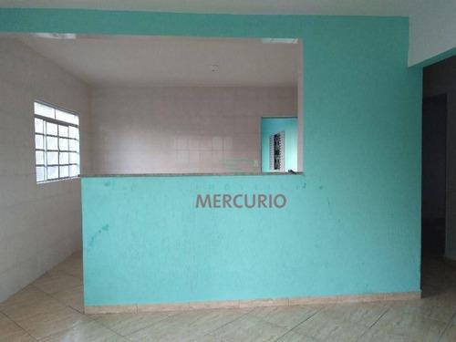 Imagem 1 de 12 de Casa Com 3 Dormitórios À Venda, 98 M² Por R$ 158.000,00 - Tibiriça - Bauru/sp - Ca3213