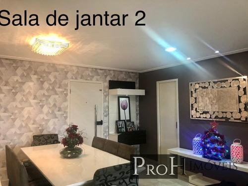 Imagem 1 de 15 de Apartamento Para Venda Em São Caetano Do Sul, Jardim São Caetano, 3 Dormitórios, 3 Suítes, 4 Banheiros, 3 Vagas - Collevida_1-1721804