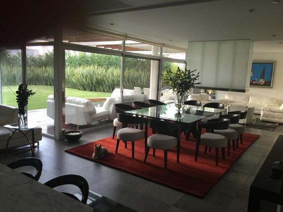 Casa En Venta El Campanario Queretaro Club De Golf Rcv161117-ae