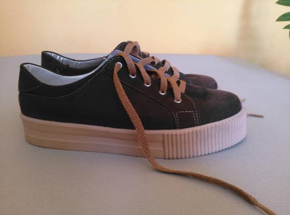 Zapatos Deportivos Bassinger #36 Nuevos