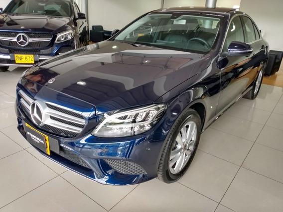 Mercedes-benz Clase C C200 Avantgarde