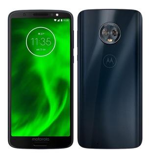 Celular Motorola Moto G6 Plus 64gb Dual Xt1926 Vitrine