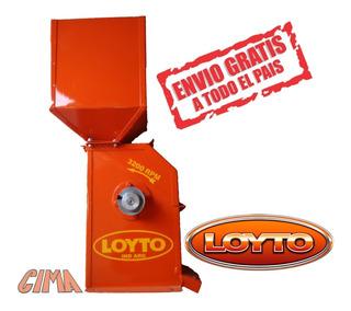 Moledora De Granos N°3 Loyto 2000kg/h Eléctrico - Env Gratis