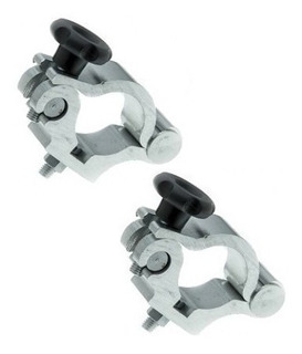 Algema Abraçadeira De Iluminação Alumínio Al30 Q30 Par