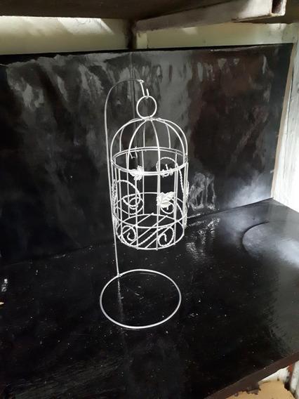 Jaulas Decorativas Para Bodas 15 Años, Recuerdos 15cm X10cm