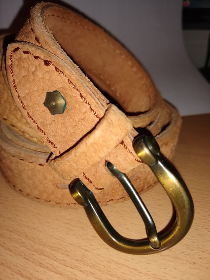 Cinturon De Carpincho - Unisex