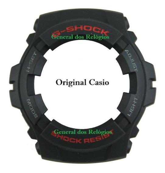 Capa Bezel Casio G Shock G-100 G-101 Preto Fosco Original