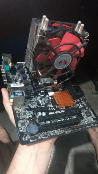 Kit Fx 8120 + Cooler Custom + 4gb Memoria Ram Ddr3 1600 Mhz