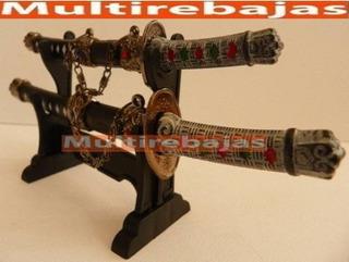 Espadas Coleccionable Japones Samurai Sabre