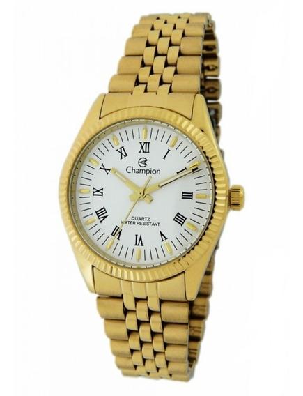 Relógio Champion Feminino Ch22859h Dourado