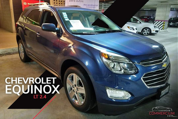 Chevrolet Equinox 2.4 Lt At 2016
