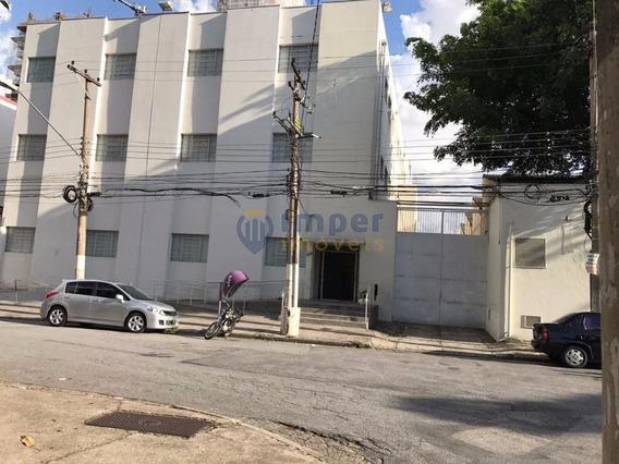 Galpão Comercial Para Locação, Barra Funda, São Paulo. - Ga0163