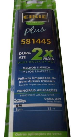 Palheta Traseira Original Cibie Valeo 581445 Gm Spin