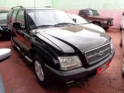 Chevrolet Gm Blazer Advantage 2.4 Preto 2005