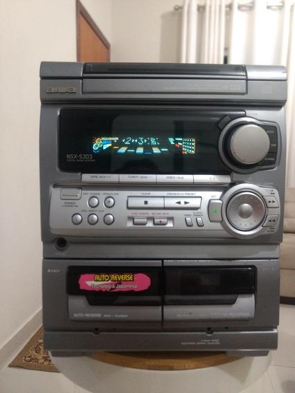 Micro System Aiwa Nsx-5303