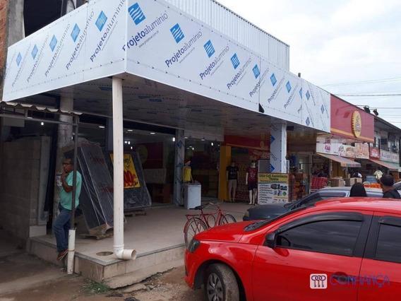 Loja Para Alugar, 18 M² Por R$ 800/mês Estrada Da Pedra, 4958 - Guaratiba - Rio De Janeiro/rj - Lo0056