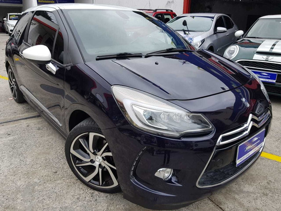 Ds3 Turbo 1.6 Completo 2016 Revisões Conc.