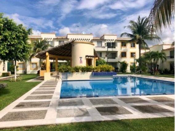 Villa En Acalulco Diamante 2recamaras 2baños Cocina Wifi Tv